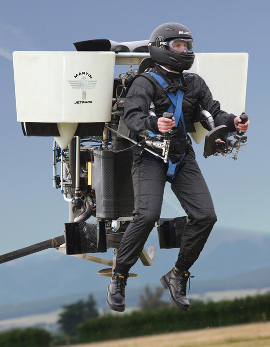 This Jet Pack is Completely Practical