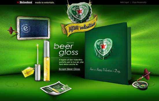 Beer Gloss. It's a Real Thing…