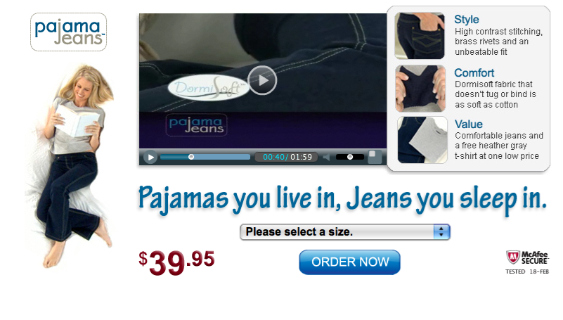 Pajama Jeans?! What The Hell Is Going On!