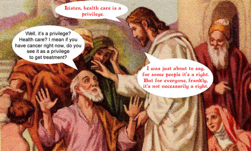 Tea Party Jesus
