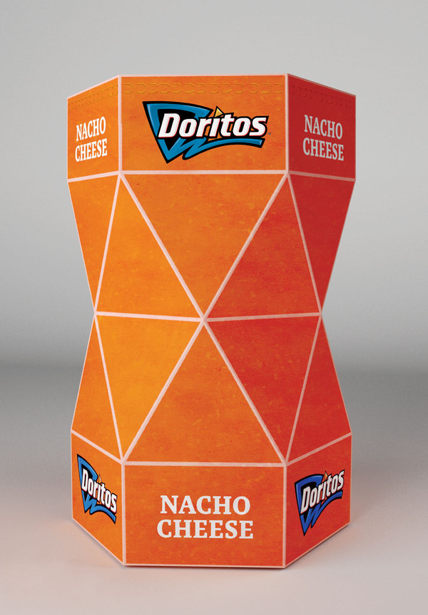 Awesome Doritos Concept Packaging