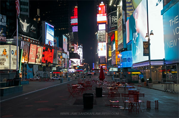 Judgment Day Time Square