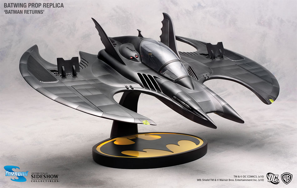 Batwing Will Cost You A Lot