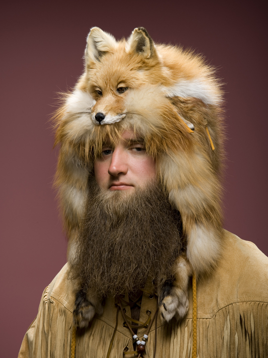 Dave Mead's Portraits from the 2009 Beard & Mustache Championships