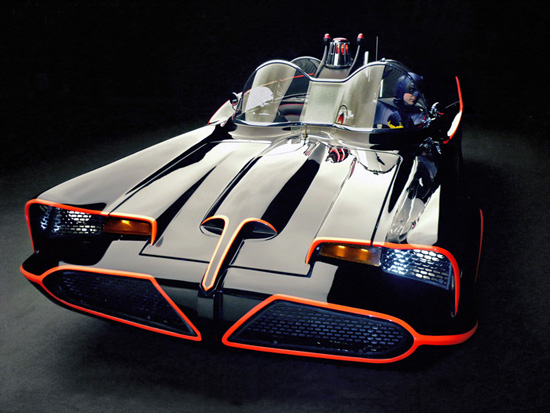 Officially Licensed 1966 Batmobile Replica