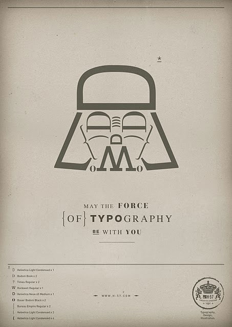 The Force-of-Typography