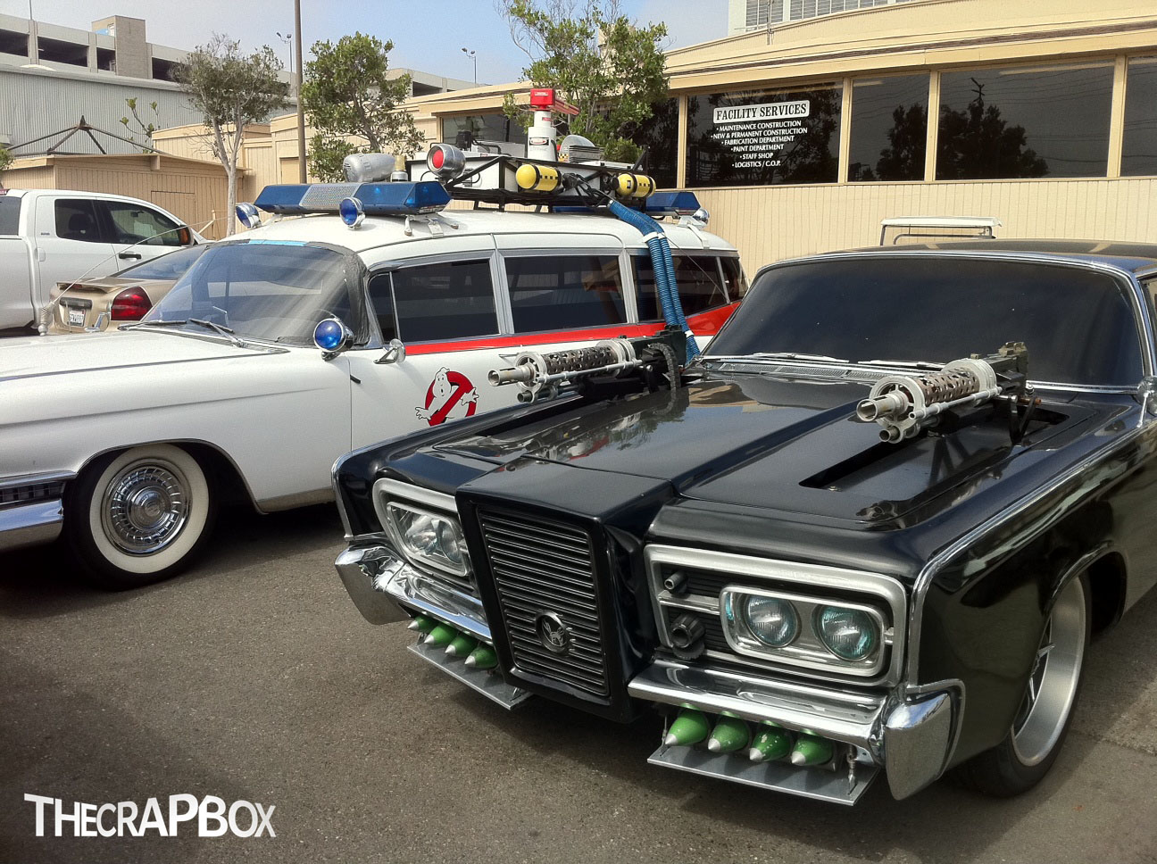 Ghostbusters: Ecto 1