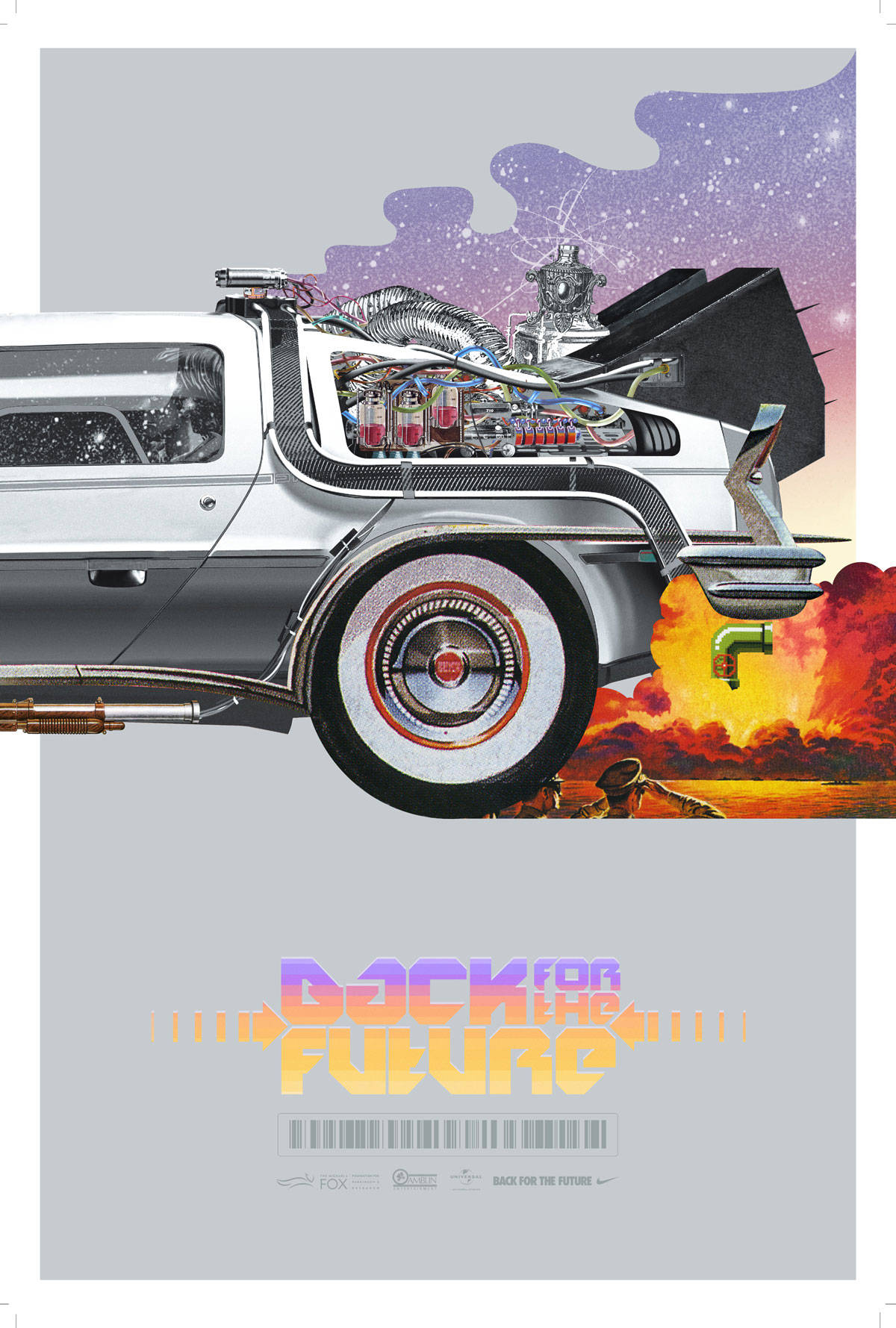 Back For The Future: Retro Posters