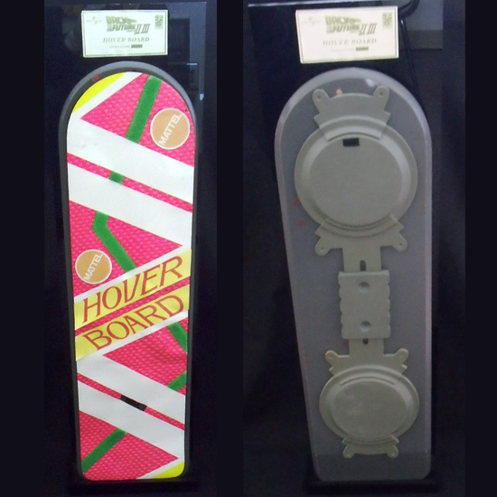 Icon's Back to the Future Hoverboard Prop Replica
