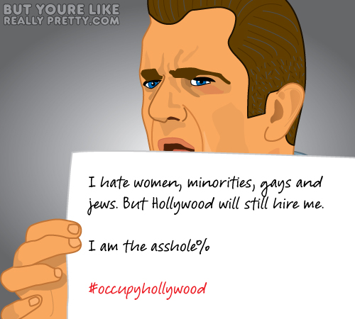 #OccupyHollywood