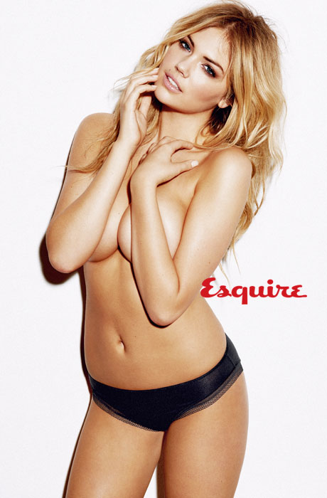 Kate Upton for Esquire