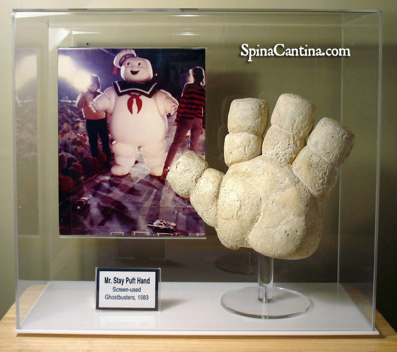Stay Puft Marshmellow Hand