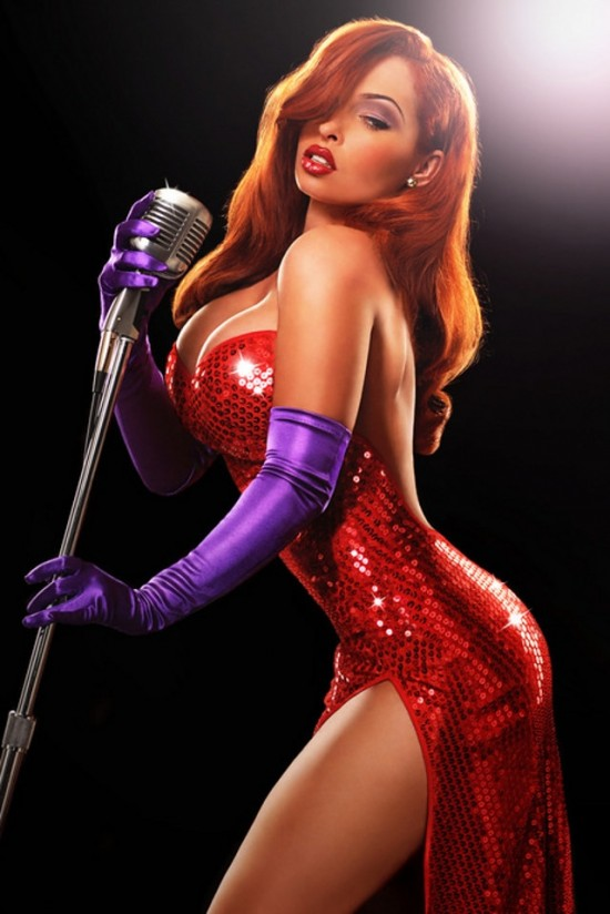 Real Life Jessica Rabbit