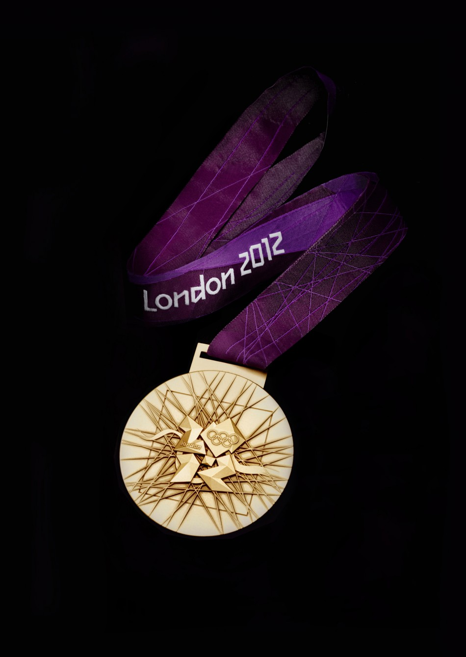 2012 Olympic Gold