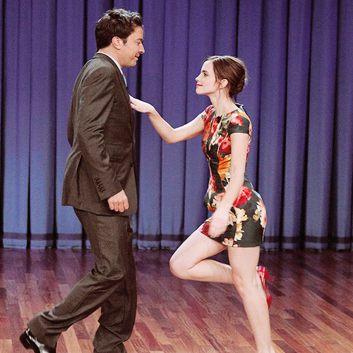 Emma and Jimmy