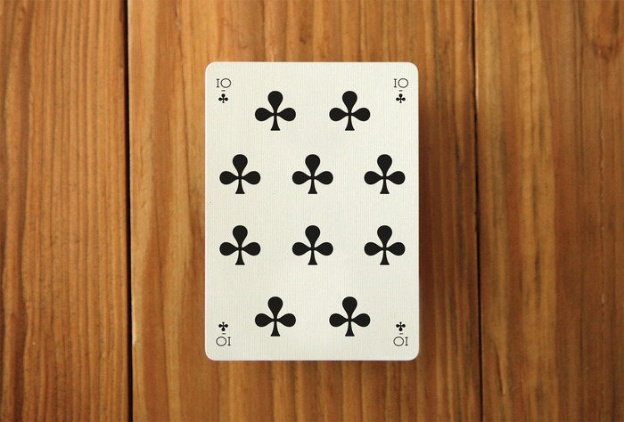 A Deck of Playing Cards by Pedale Design