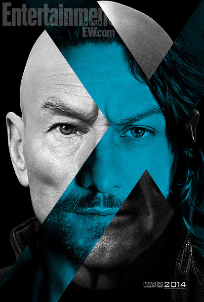"X-Men ""Days of Future Past"" Posters"